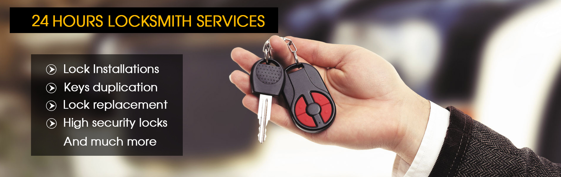 Exclusive Locksmith Service Holbrook, MA 781-298-3438